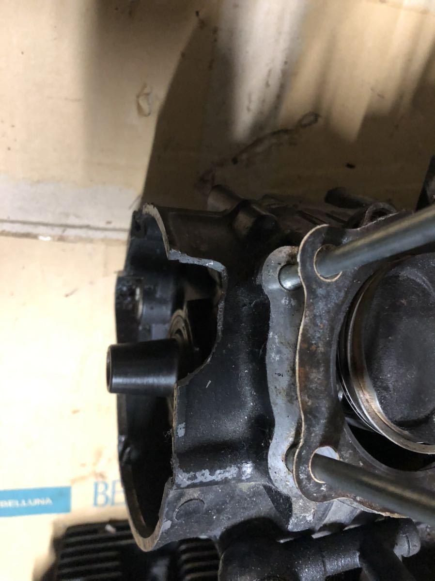 CBR400F エンジン NC17 CBX400F NC07_画像6