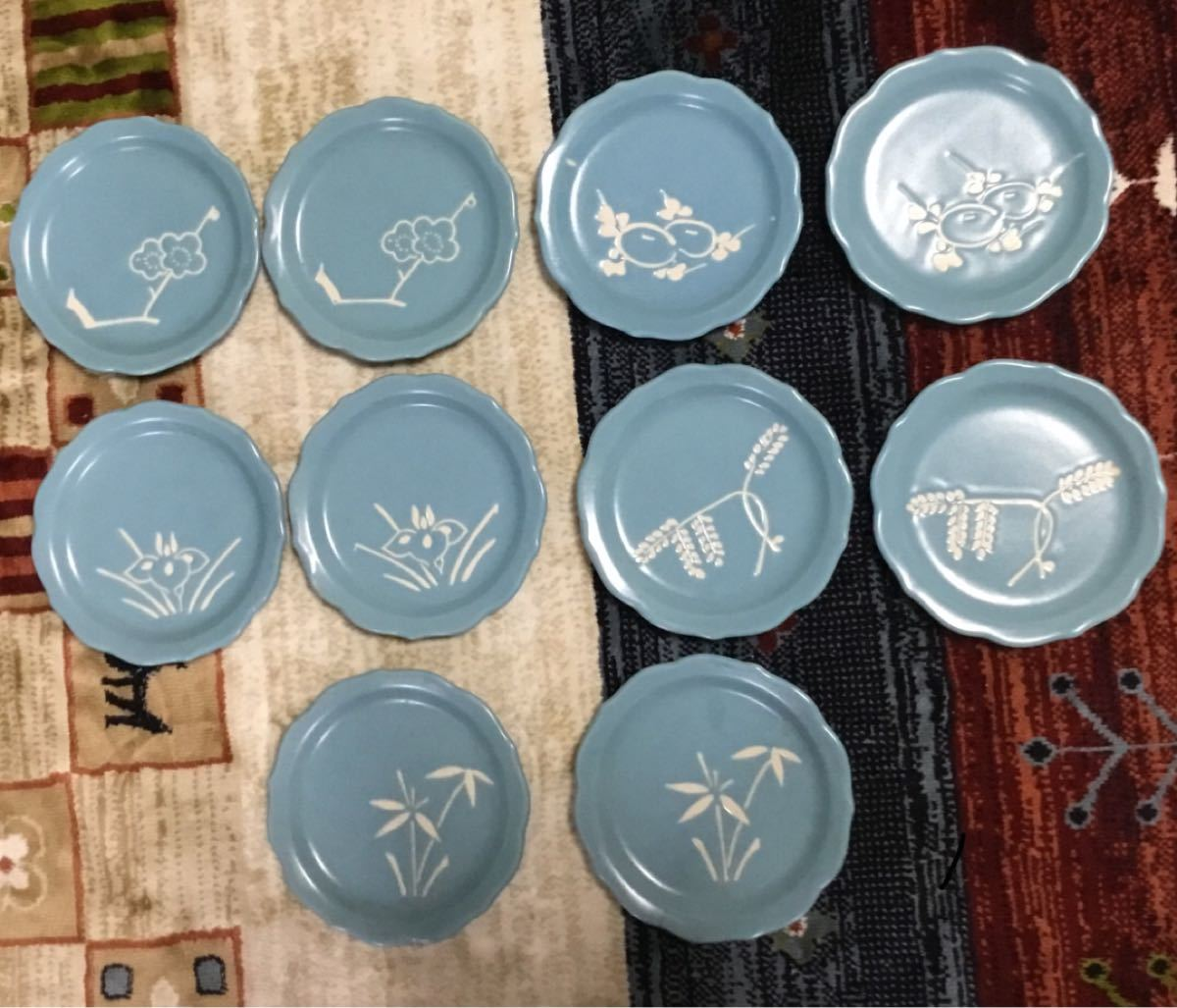 小皿 ★銘々皿★10枚セット