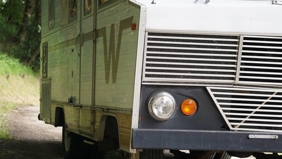 「ついにでた!ビンテージキャンパー WINEBAGO M-D18モデルのキャンパー 1972年 ウィネビーゴ ブレイブ D18」の画像1