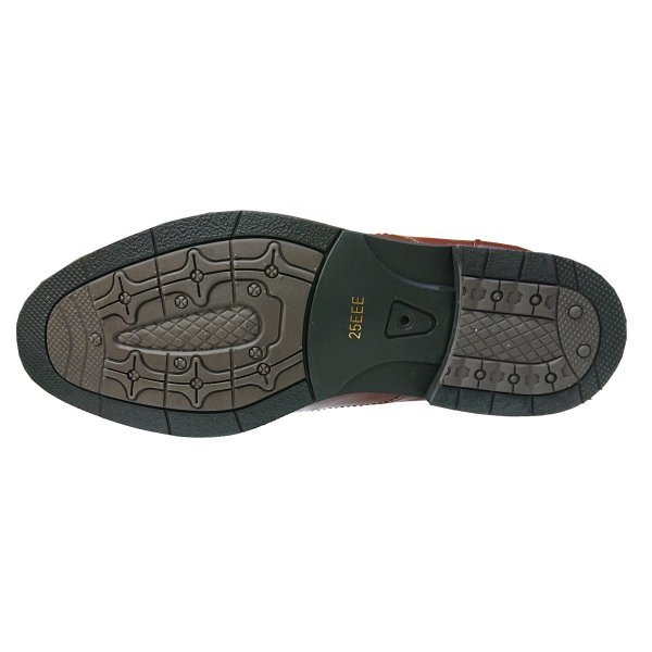 【アウトレット】【安い】【カンガルー革】【日本製】メンズ ビジネスシューズ モカシン 紳士靴 革靴 492 ブラウン 茶 27.0cm