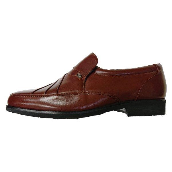 【アウトレット】【安い】【カンガルー革】【日本製】メンズ ビジネスシューズ スリップオン 紳士靴 革靴 491 ブラウン 茶 26.0cm