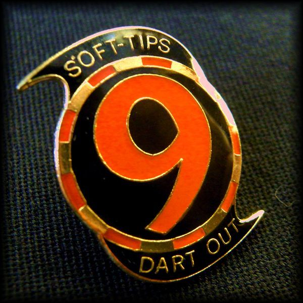 USA DARTS PIN ダーツ ピンバッジ No 39