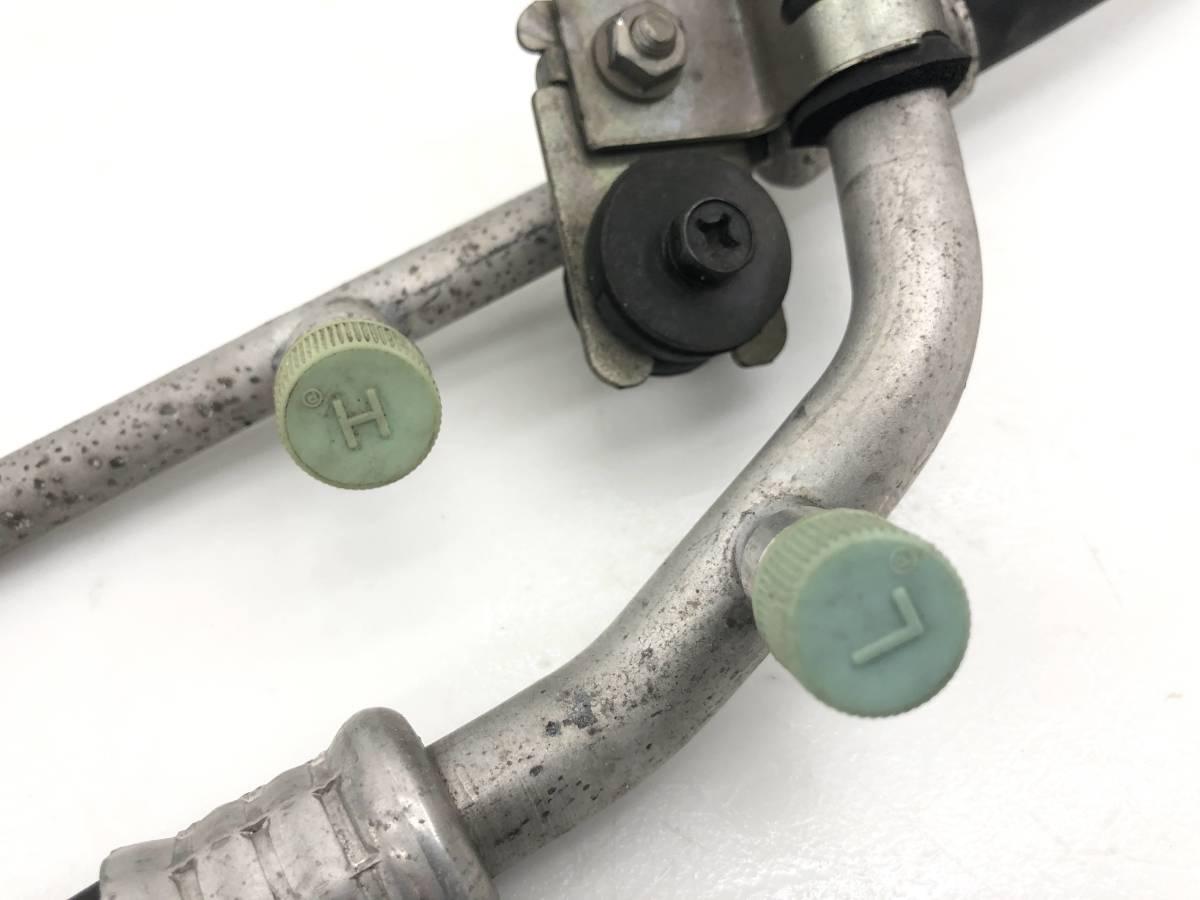 _b44151 ホンダ ザッツ ABA-JD1 エアコン 高圧・低圧 配管 パイプ ホース リキッドタンク AC クーラー A0351-S50-0130 / 80341-SCK-0031_画像4