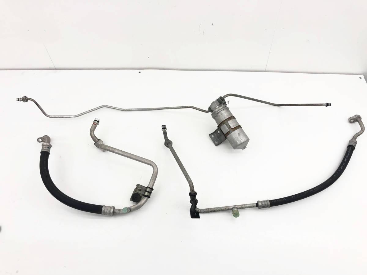 _b44151 ホンダ ザッツ ABA-JD1 エアコン 高圧・低圧 配管 パイプ ホース リキッドタンク AC クーラー A0351-S50-0130 / 80341-SCK-0031_画像1