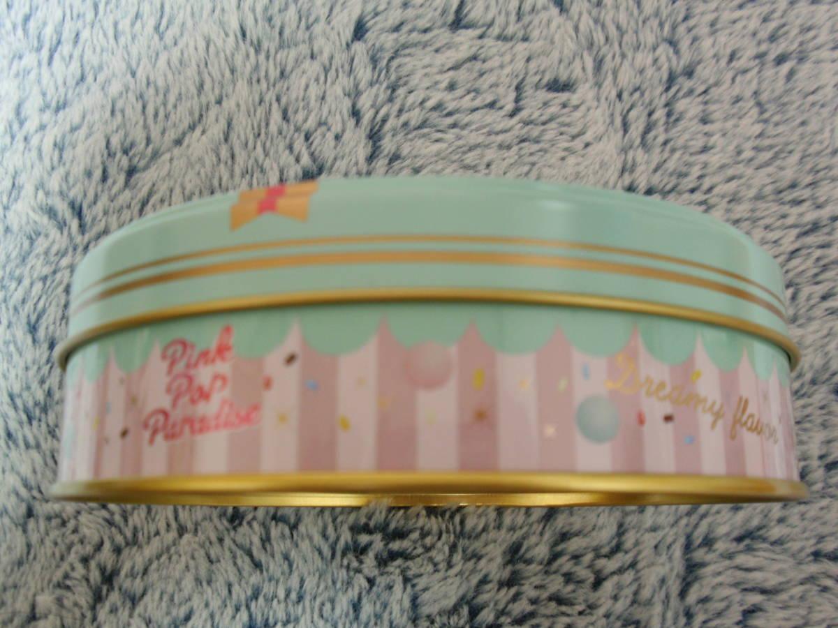 東京ディズニーリゾート チョコレート空き缶_画像2