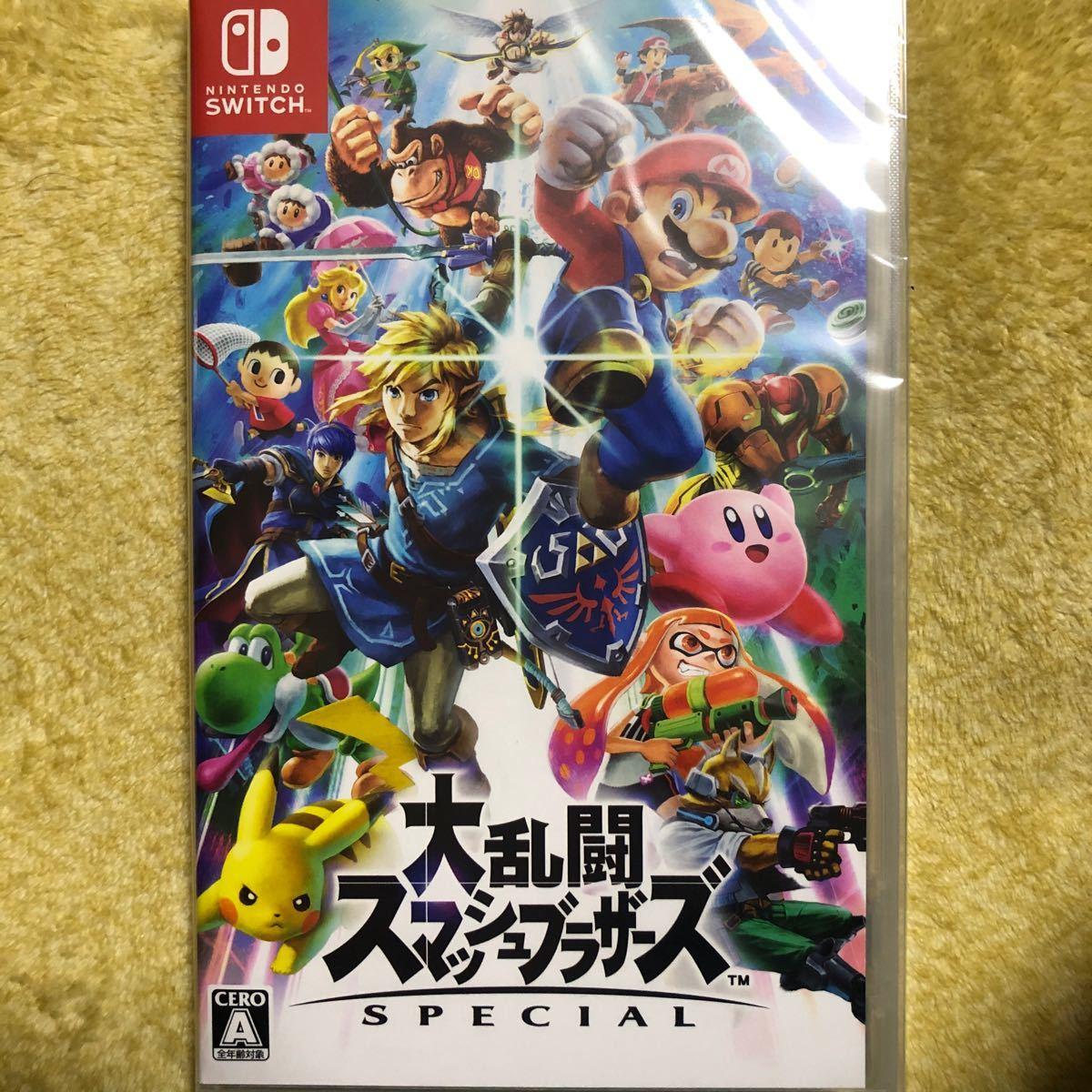 Switch 大 乱闘
