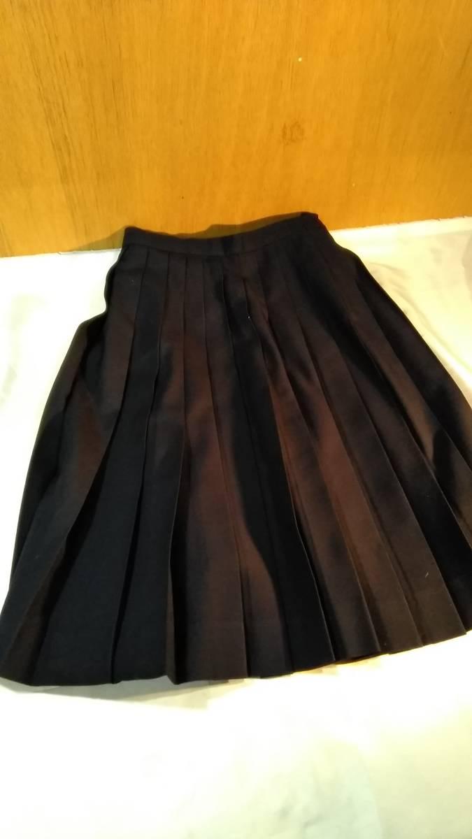 学生服 スカート 女子 中学生 高校生入学 制服 シンプル A1_画像1