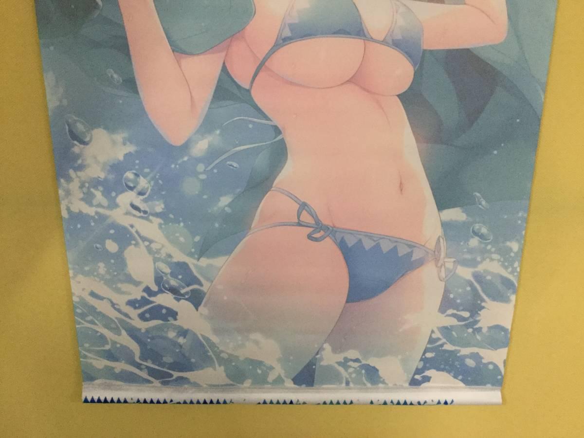 ★C92 FGO 沖田さん B2タペストリー kino konomi きのこのみ Fate/Grand Order フェイト 沖田総司 【20/1109/01_画像5