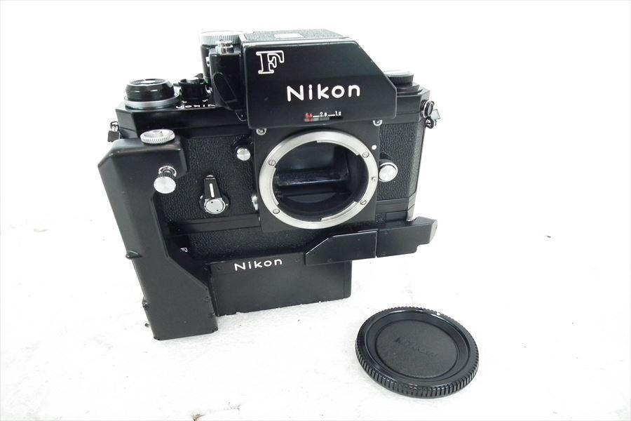 ☆Nikon ニコン F カメラ ボディ シャッター切れOK 現状品 中古 201107P2035