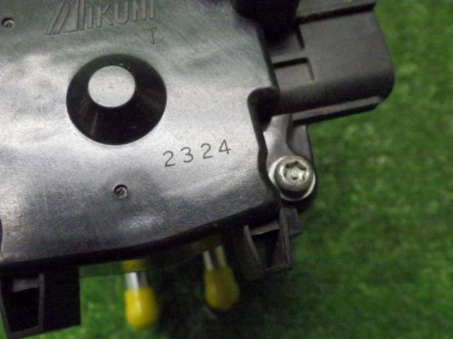スズキ MF33 MRワゴン スロットルボディ 201112035_画像5