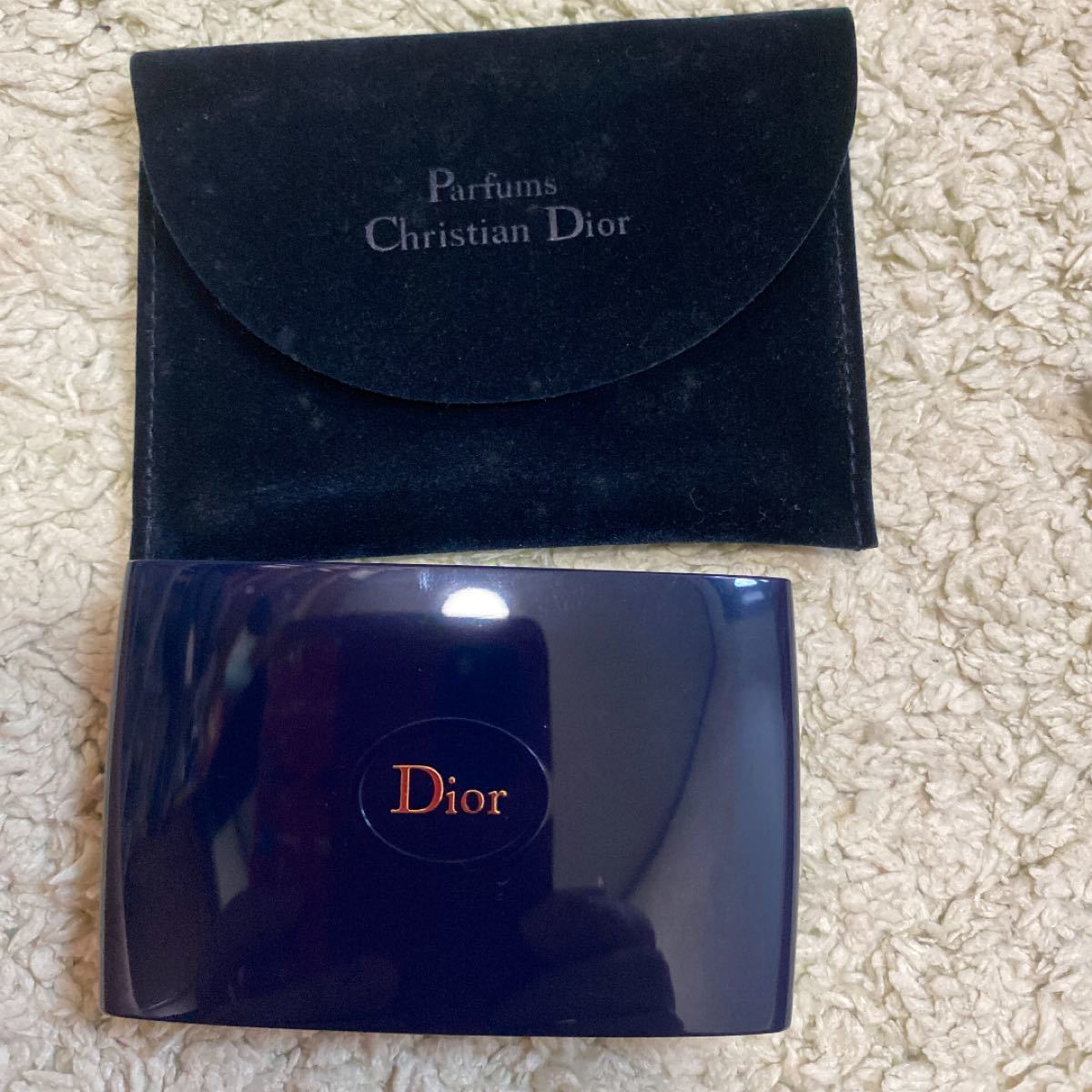 Dior ディオール メイクパレット ミニサイズ アイシャドウ ルージュ ピンク