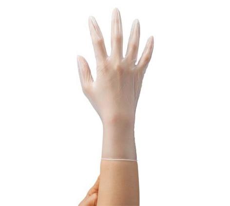◆新品未開封◆100枚入◆Sサイズ◆クリア◆ビニール使いきり手袋◆川西工業◆ビニール極薄手袋◆#2026◆使い捨て◆パウダーなし◆粉なし◆_画像6