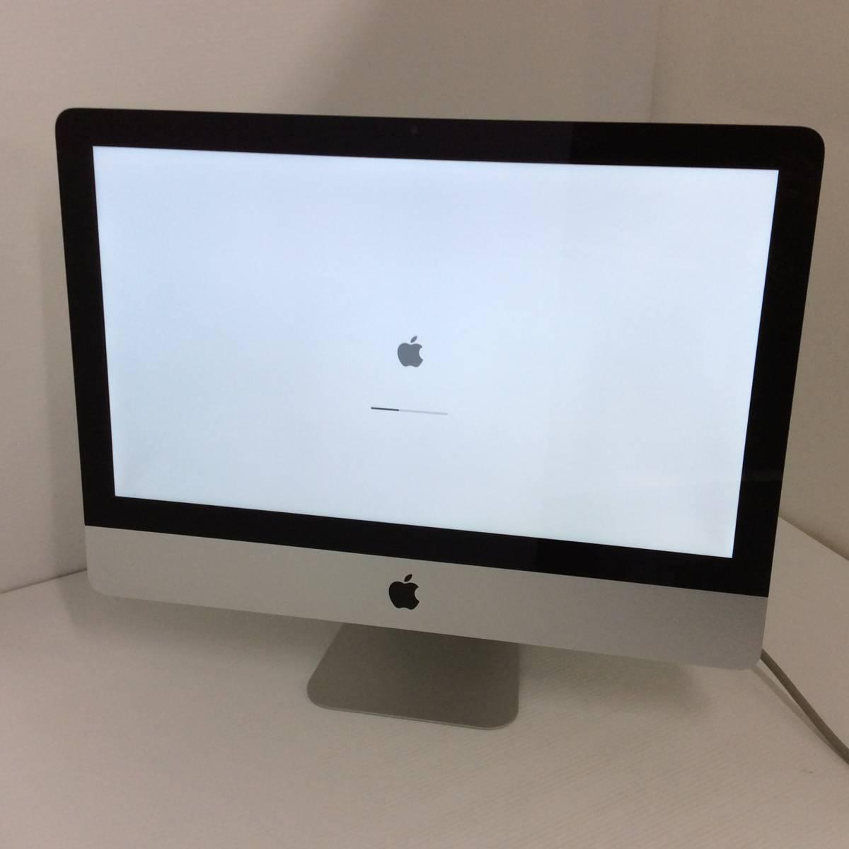 Apple iMac A1311 (21.5-inch, Mid 2010) /Intel Core i5-680 3.60GHz/4GB/1TB R300_画像2