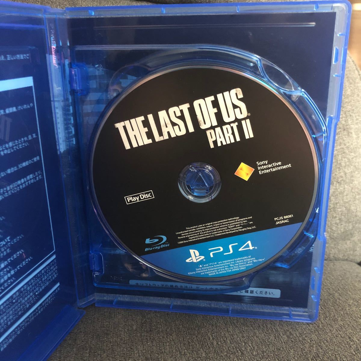 【PS4】 The Last of Us Part II ラストオブアス2