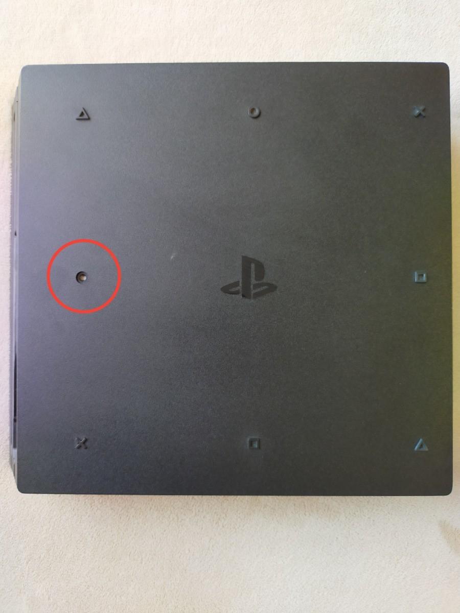 外付けSSD付属 PlayStation4Pro 1TB CUH7000BB01