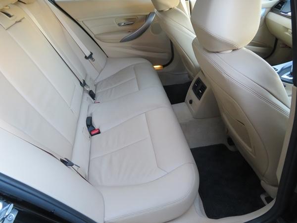 BMW アクティブハイブリッド3 Mスポーツ 機関良好/修復歴無し/車検R3年9月【Mスポーツ19AW&エアロ/ベージュ革/ナビ/TV/USB//Bカメラ/ETC】_タバコ臭などの気になるニオイもありません