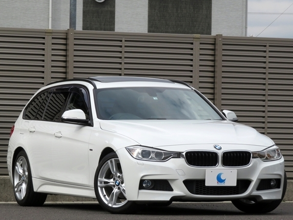 「BMW 320dブルーパフォーマンス ツーリング Mスポーツ 内外美車/修復無し/車検R3年9月【サンルーフ/ナビ/ブルートゥース/USB/ETC/Bカメラ】」の画像3