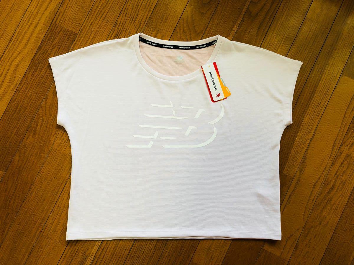 ニューバランス スポーツウェア トレーニングウェア ドライ Tシャツ Lサイズ