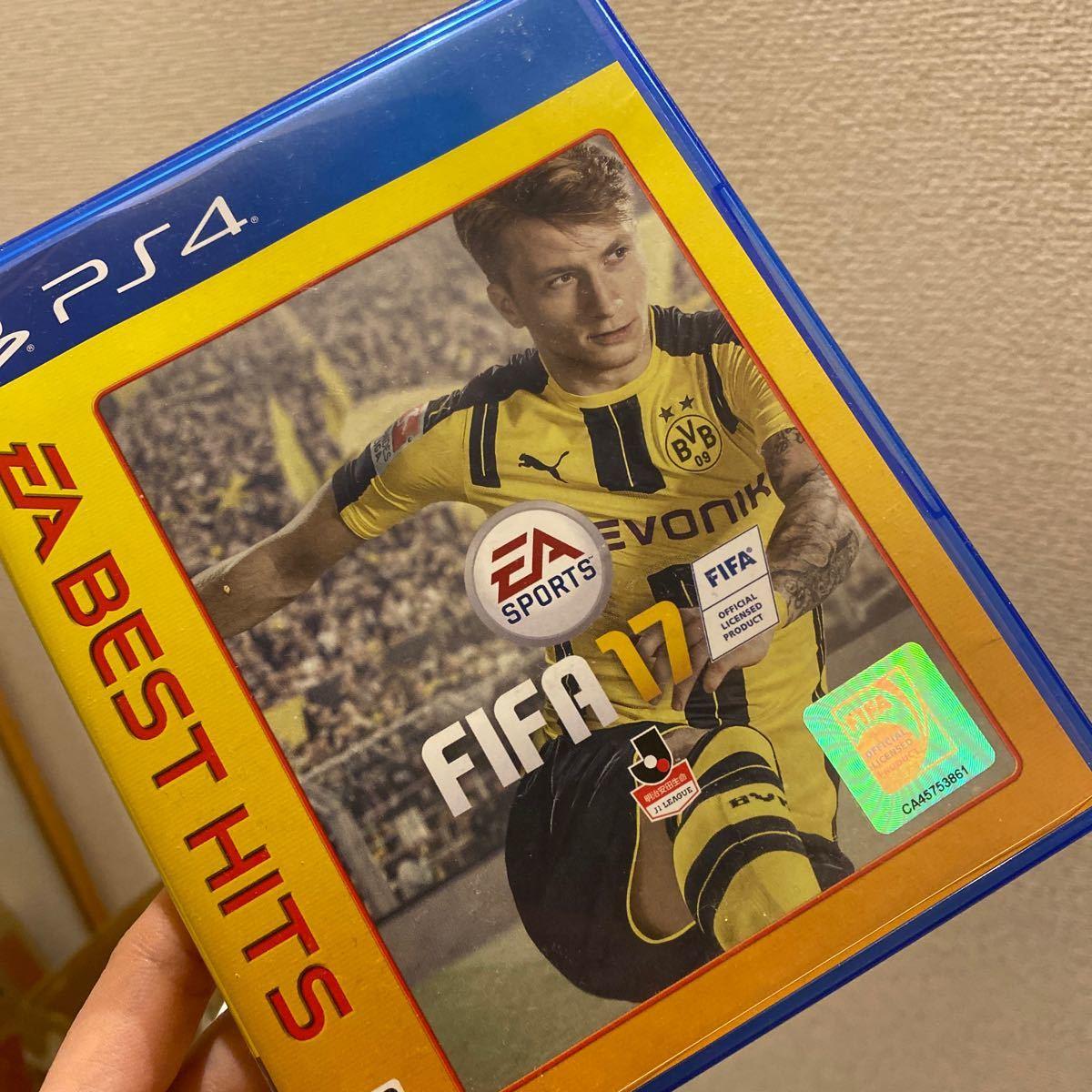 【PS4】 FIFA 17 [EA BEST HITS]