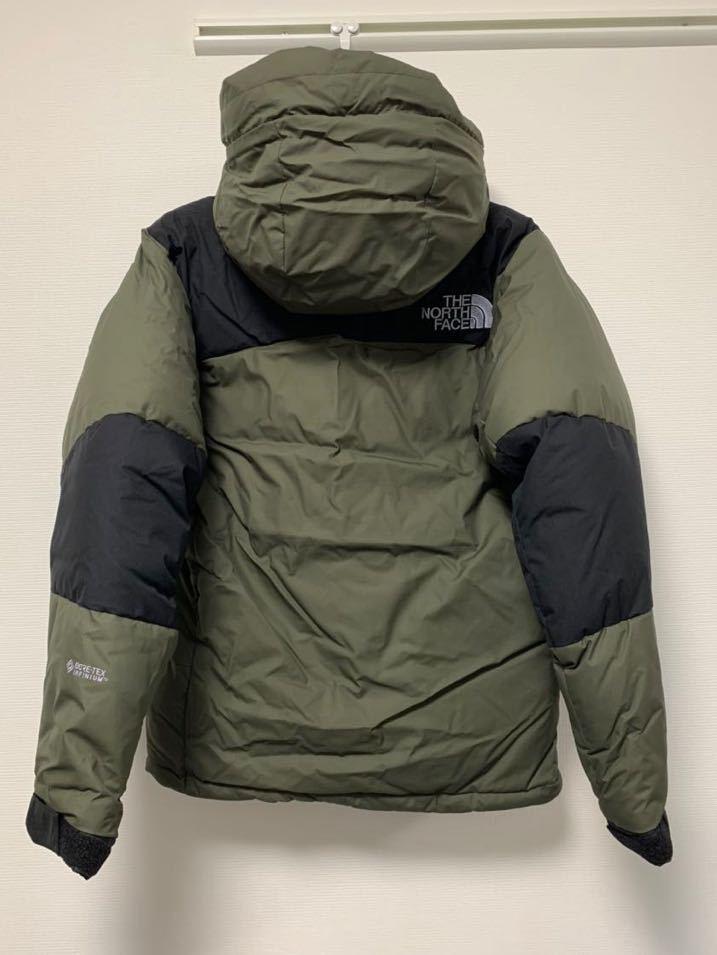 国内正規 新品 S THE NORTH FACE ノースフェイス ND91950 baltro right jacket バルトロライトジャケット 2019 ニュートープ NT