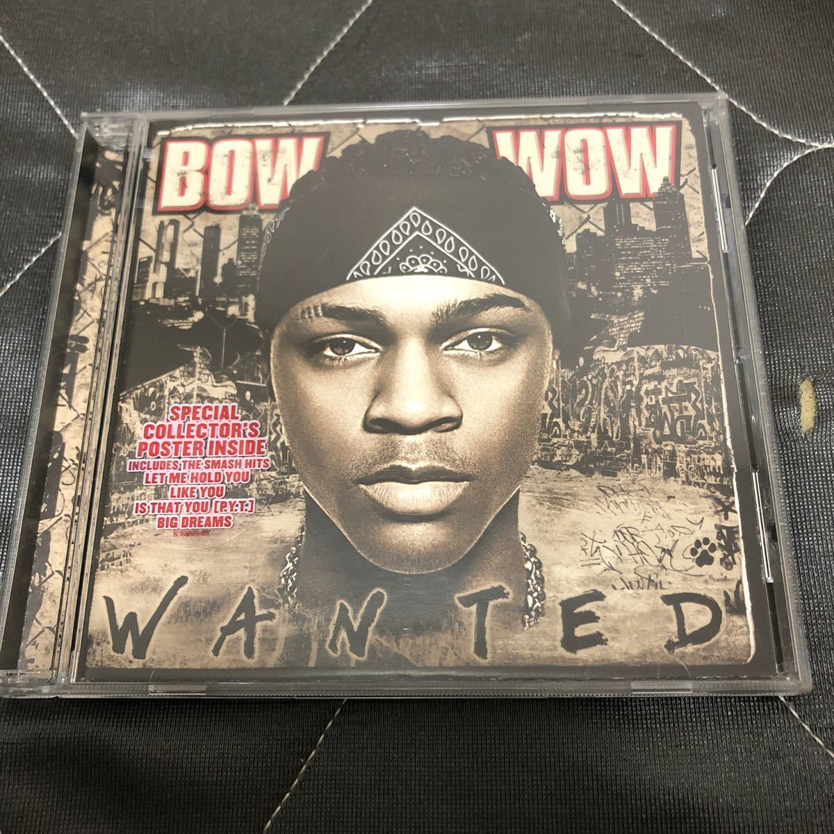 BOW WOW (HIP HOP) WANTED