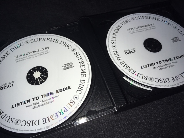 Empress Valley系 ★ Led Zeppelin -「Forum 1977」The Lost And Found Mike The MICrophone Tapes Volume 50 プレス3CD_画像3