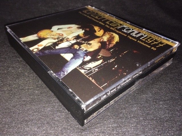 Empress Valley系 ★ Led Zeppelin -「Forum 1977」The Lost And Found Mike The MICrophone Tapes Volume 50 プレス3CD_画像4