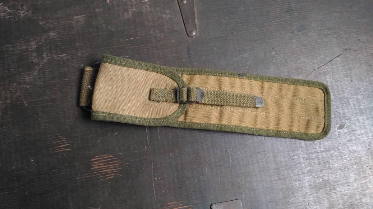 WWII 米軍 30口径小火器用 クリーニングロッド M1 収容ケース_画像1