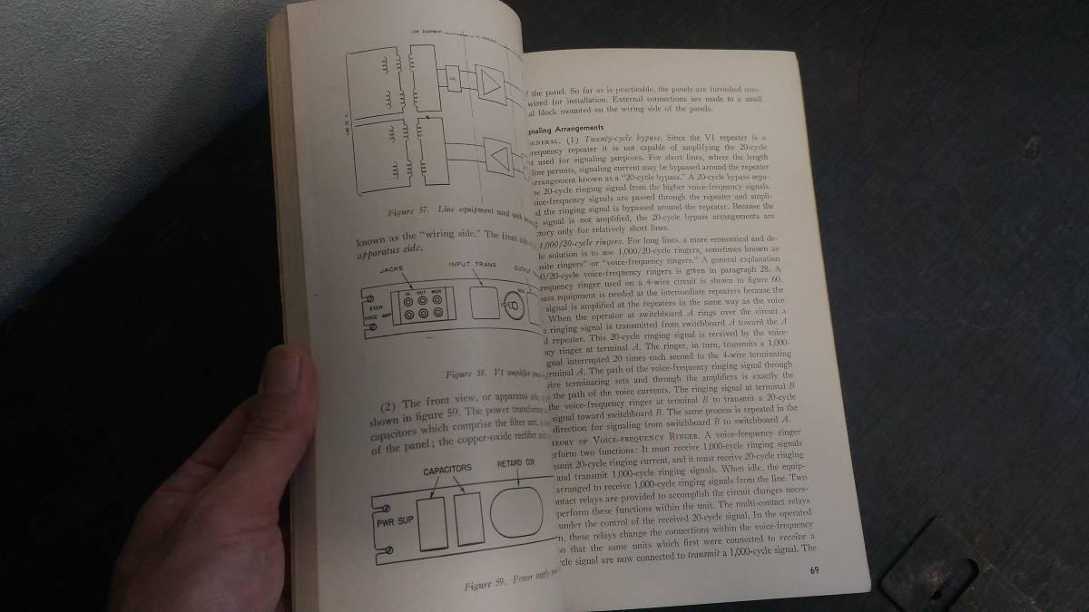 WWII 米軍 技術教範「TM 11-475」長距離通信 1944年版_画像3