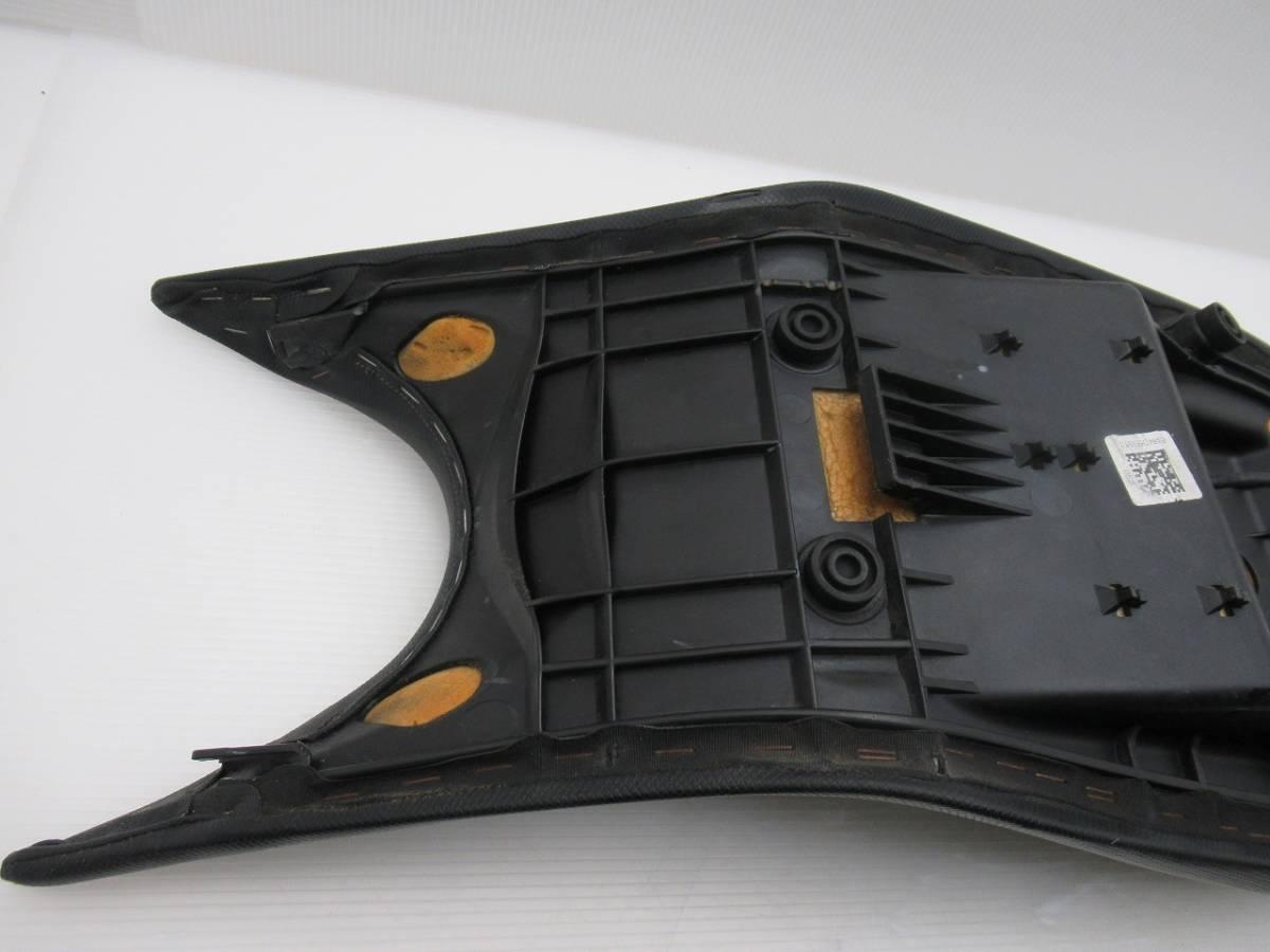 ドゥカティ ハイパーモタード820(ZDMB201JADB005・・・) 2014年式 純正シート DUCATI ハイパーモタード 821 純正_画像9