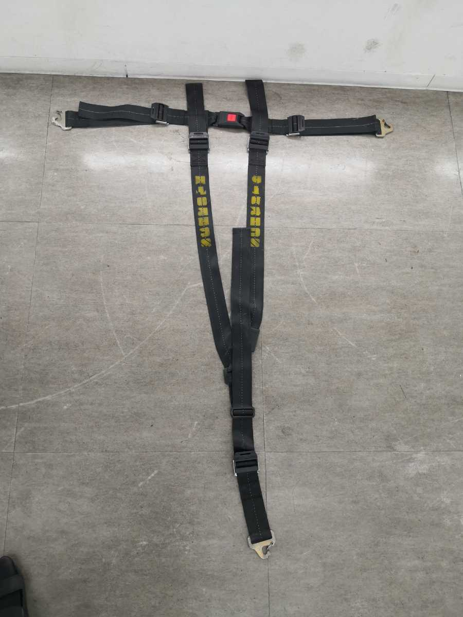 SCHROTH ◆サーキット用シートベルト◆№2505◆  シュロス  ドリフト  シートベルト  FK-750 FK-760_画像1