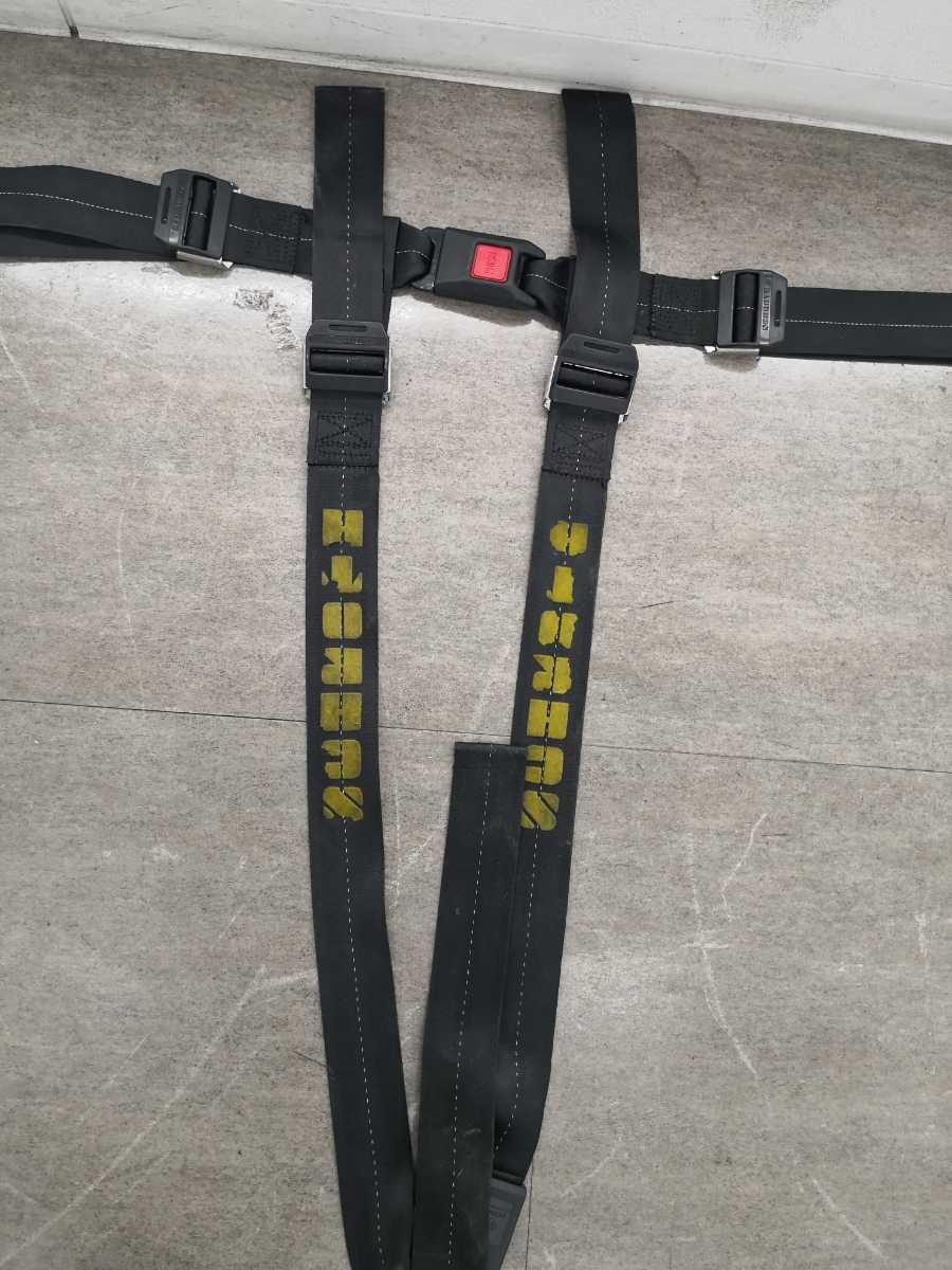 SCHROTH ◆サーキット用シートベルト◆№2505◆  シュロス  ドリフト  シートベルト  FK-750 FK-760_画像2