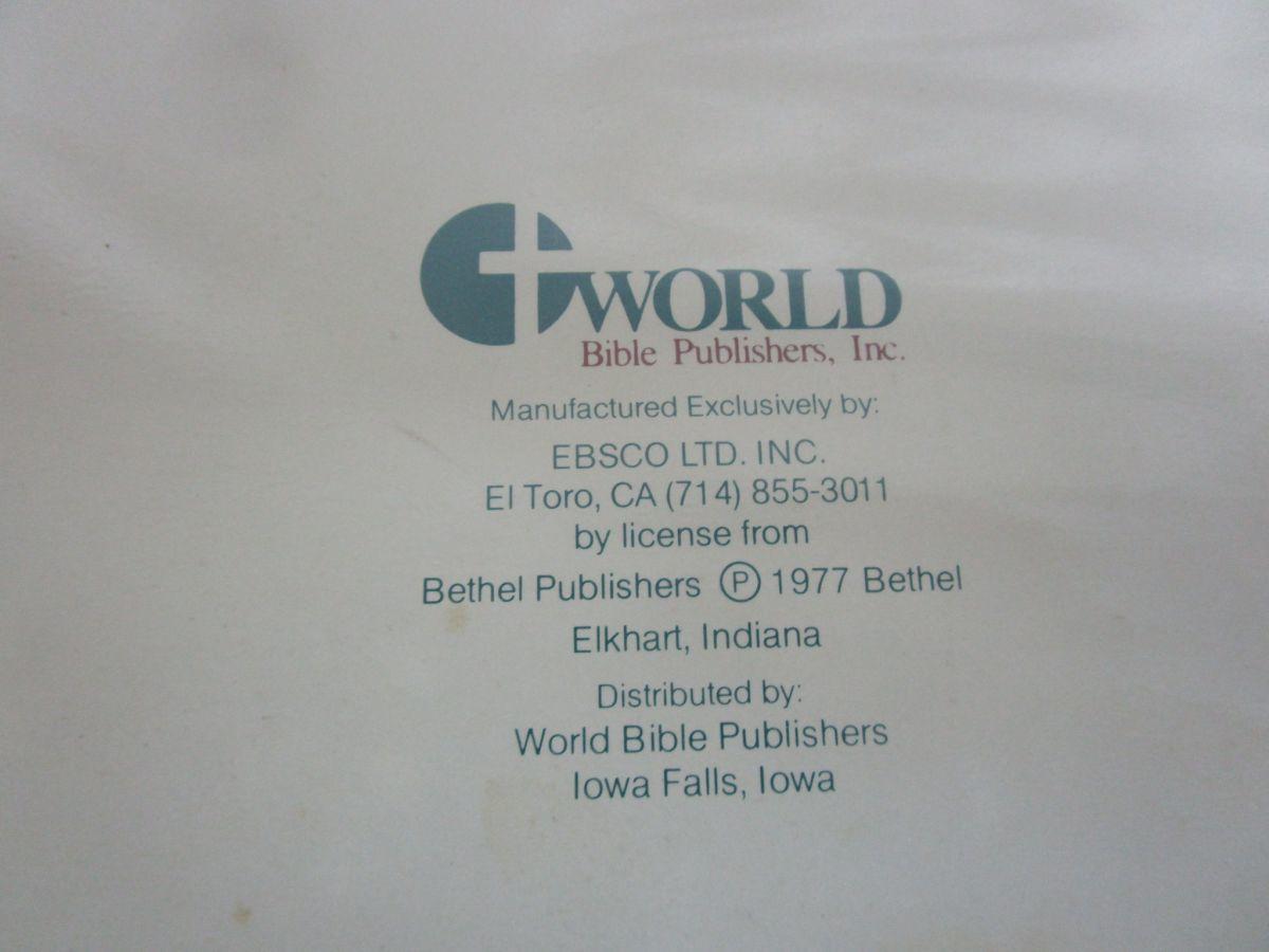 ▲01)【セール】Holy Bible/New International Version/カセットテープ48本中1本欠け/キリスト教/新約/旧約/聖書/宗教/信仰/神学_画像10