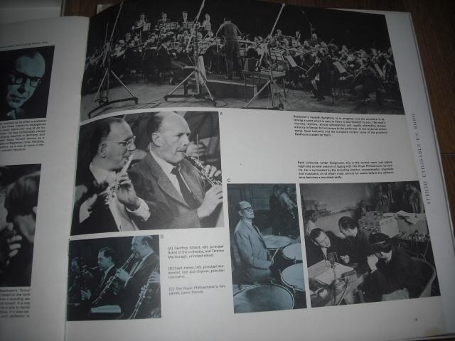 仏RCA ルネ・レイボヴィッツ指揮/ベートーヴェン交響曲全集 7LPbox-リーダーズ・ダイジェスト盤-_画像7