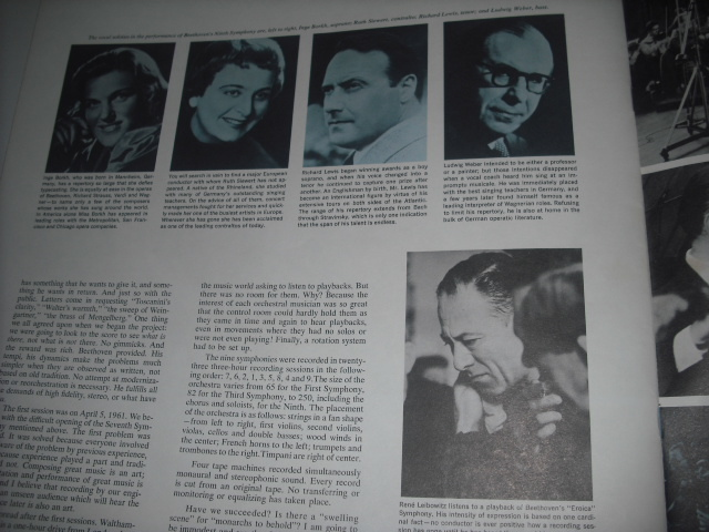 仏RCA ルネ・レイボヴィッツ指揮/ベートーヴェン交響曲全集 7LPbox-リーダーズ・ダイジェスト盤-_画像6