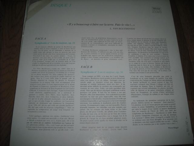 仏RCA ルネ・レイボヴィッツ指揮/ベートーヴェン交響曲全集 7LPbox-リーダーズ・ダイジェスト盤-_画像10