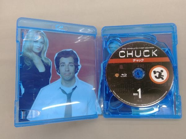 CHUCK/チャック<ファースト・シーズン>コンプリート・ボックス(Blu-ray Disc)_画像3