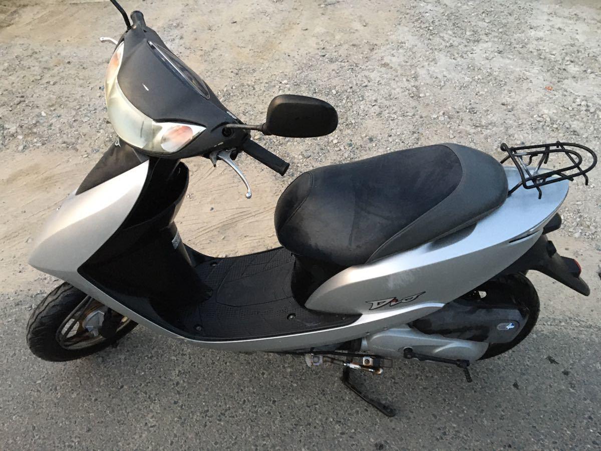 HONDA ホンダ50cc バイク_画像2