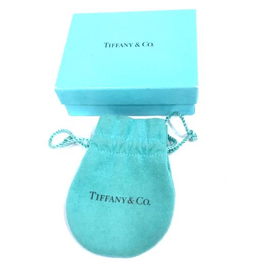 ティファニー アトラス 9号 指輪 リング シルバー金具 アクセサリー 保存袋 保存箱 付属 TIFFANY&Co_画像5
