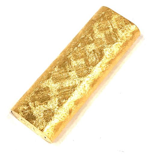 美品 カルティエ ガスライター オーバル型 総柄 ゴールド金具 約7×2.5cm 着火◯ 付属品有り Cartier_画像2