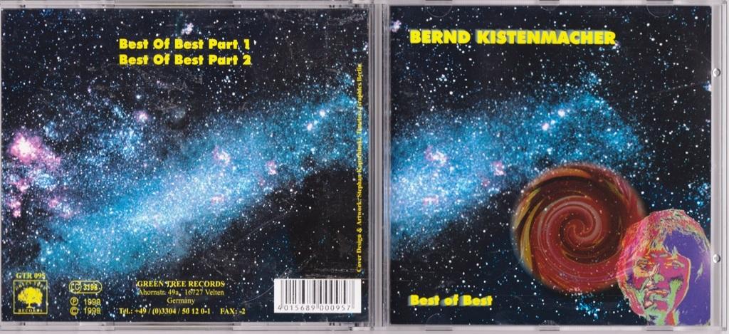 Bernd Kistenmacher - Best Of Best CD