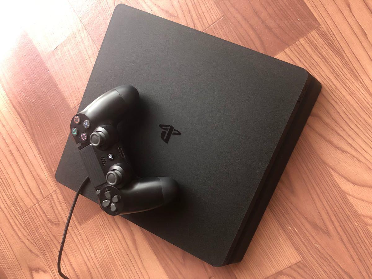 ほぼ新品 SONY PlayStation4 本体 CUH-2000A B01