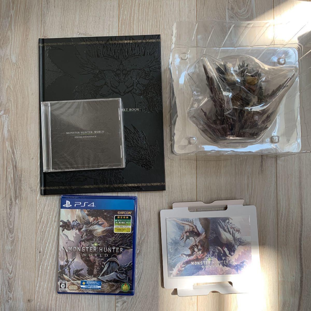 【PS4】 モンスターハンター:ワールド [コレクターズエディション]