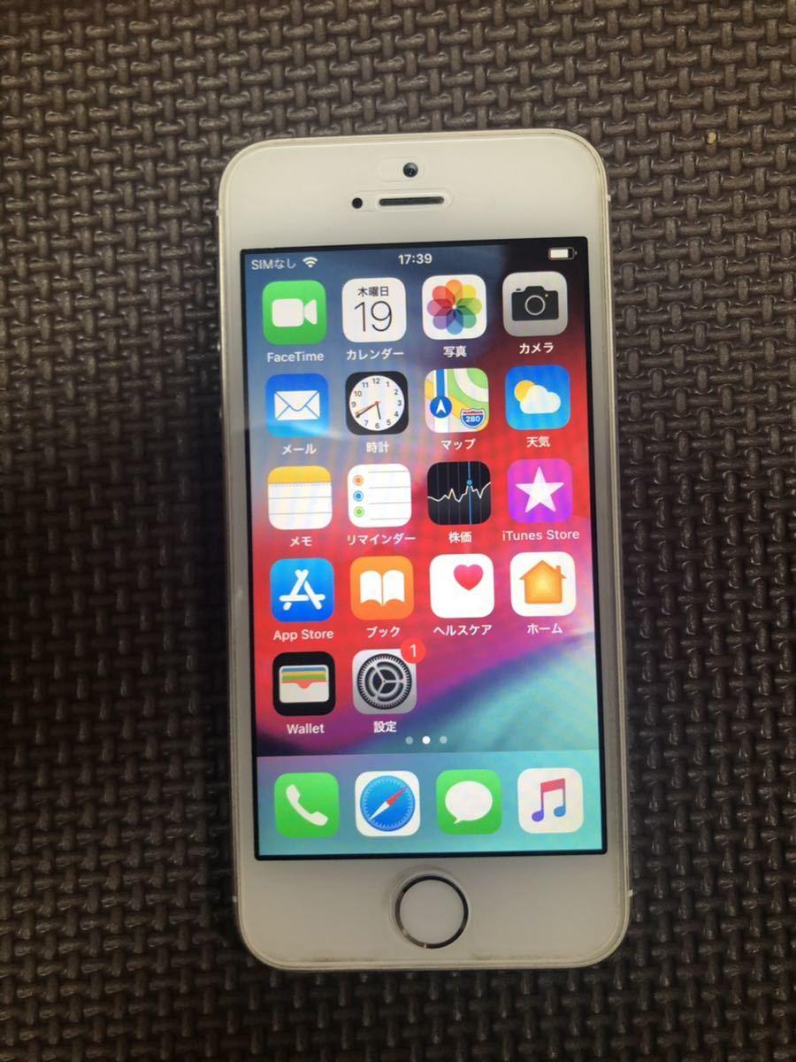 Apple iPhone5s 64GB 中古 docomo_画像1