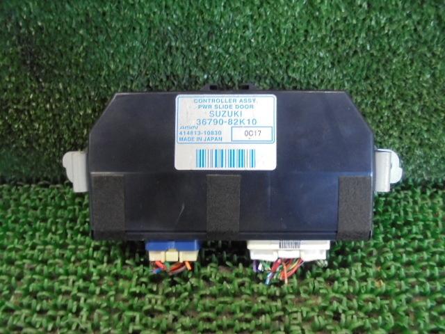 3CL6031HF4 ) 日産 ルークス ハイウェイスター ML21S 純正リア左パワースライドドア用コンピューター_画像4