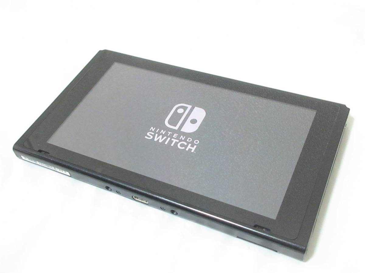 ニンテンドー スイッチ Nintendo switch 本体 未対策機 旧型 本体のみ 2017年製 任天堂 動作良好 動作確認済み ゲーム機_画像2