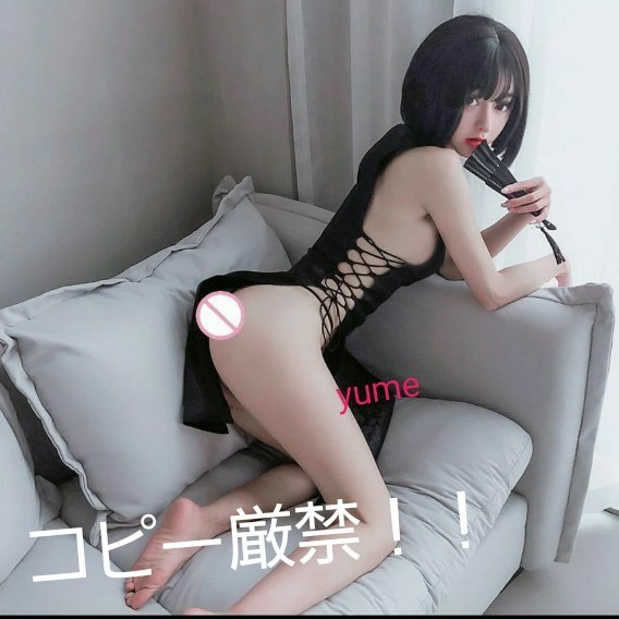 【最新作☆新品☆最安値♪】セクシー深スリット ロングチャイナ ドレス コスプレ