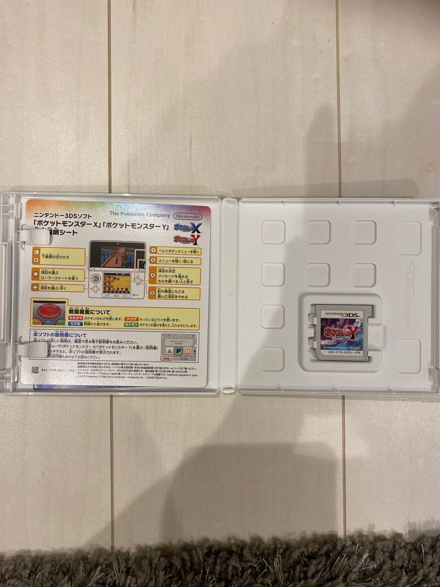 ポケットモンスターY ニンテンドー3DS ポケモン 3DS