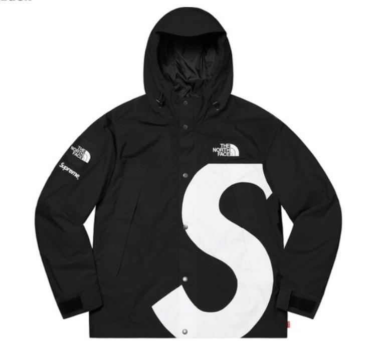 Mサイズ Supreme The North Face S Logo Mountain Jacket シュプリーム BLACK バルトロ ヌプシ 20aw マウンテンジャケット
