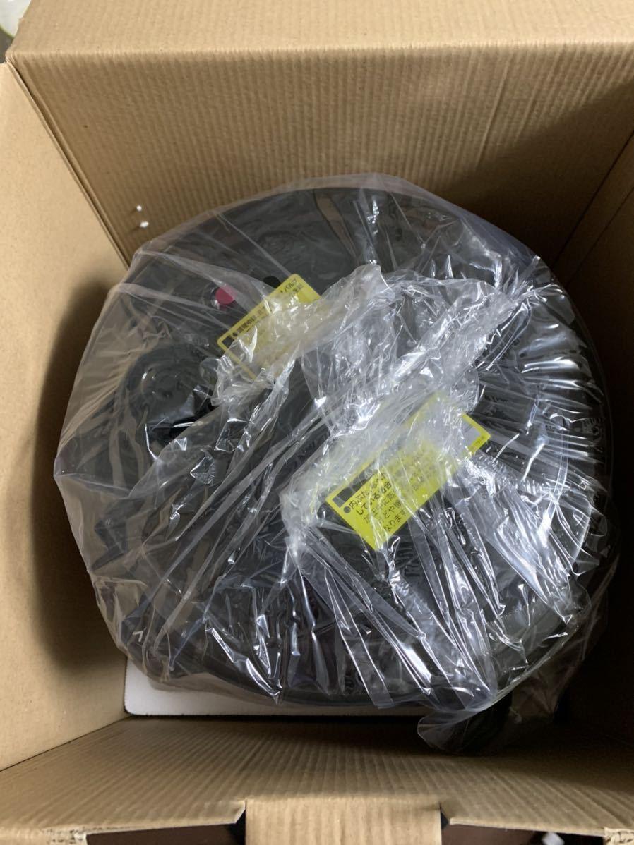 【新品未使用】ショップジャパン 電気圧力鍋 クッキングプロ レッド